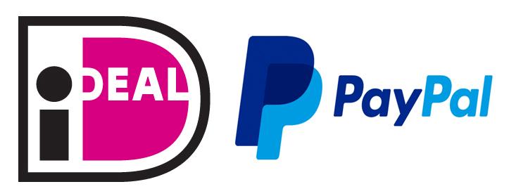Hondenvoeronline.nl Betaling Ideal Paypal